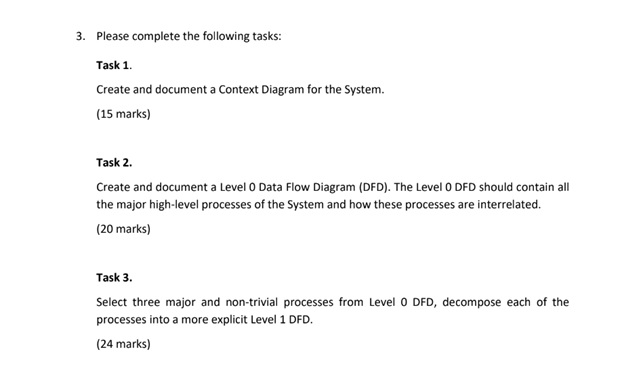 data flow diagram assignment experts