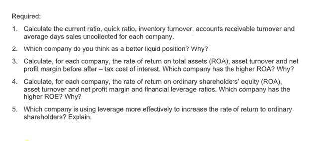 debtors turnover ratio assignment online