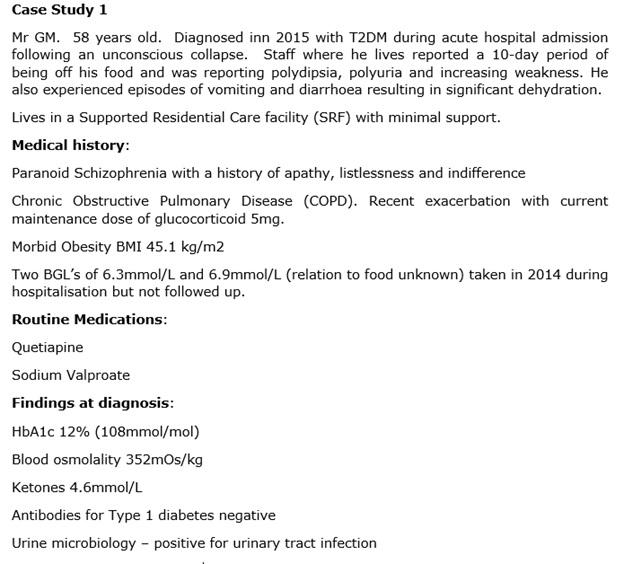 dietitians assignment sample