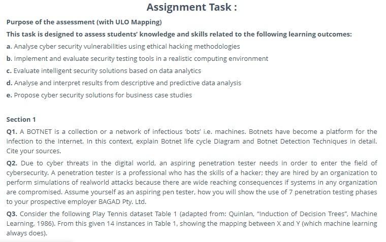 digital world assignment experts