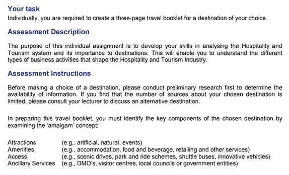 diploma of hospitality management help