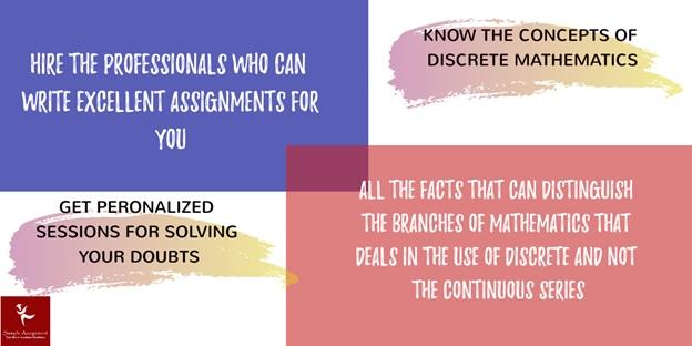 discrete mathematics assignment help