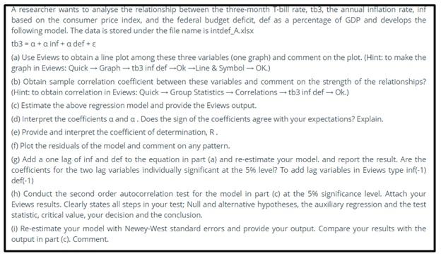 dissertation statistics assignment question sample