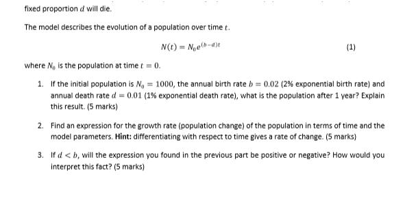 econometrics assignment sample