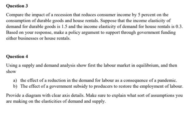 economics cost curves assessment answer