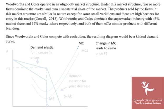economics cost curves assignment sample