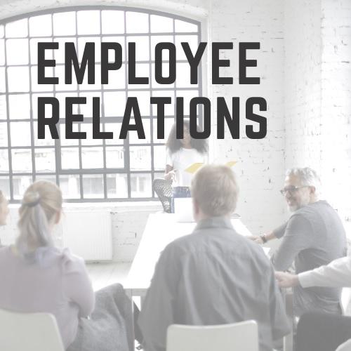 employee relations assignment help