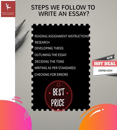 essay writing steps