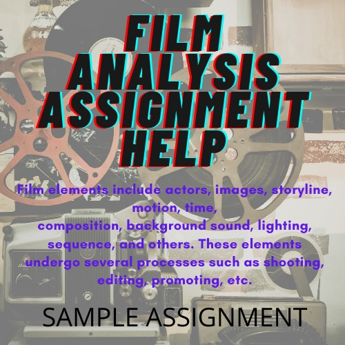 film analysis assignment help