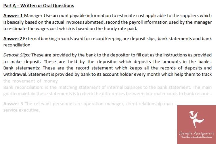 finance quiz help