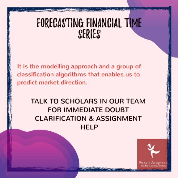 forecasting financial time series
