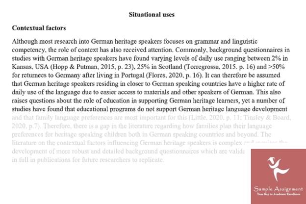german studies