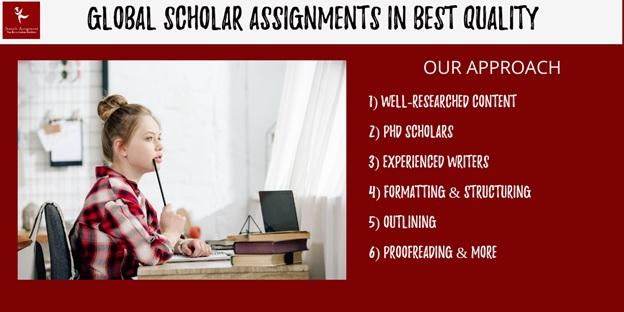 global scholar assignment help