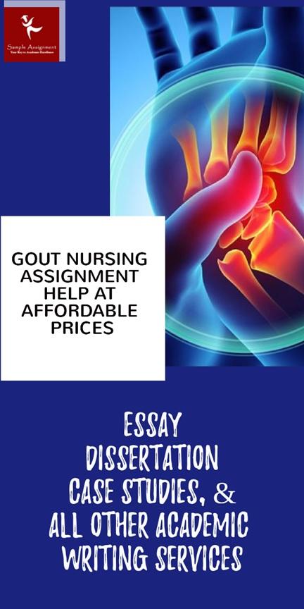 gout nursing assignment