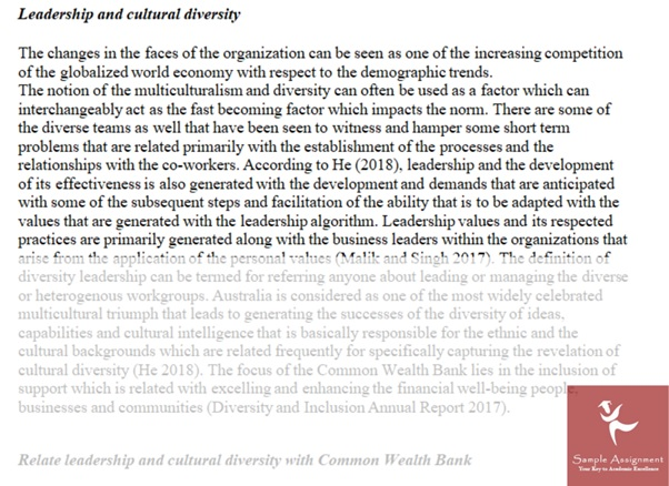 help with cultural diversity assignment