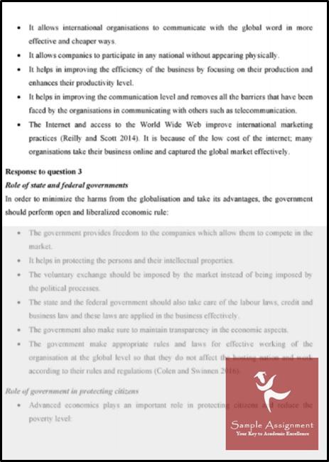 higher business management assignment help