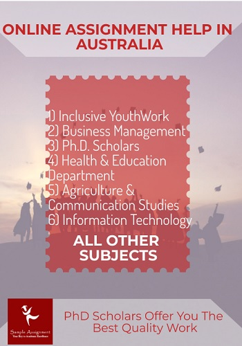 Inclusive Youth Work Practice Assignment Solution