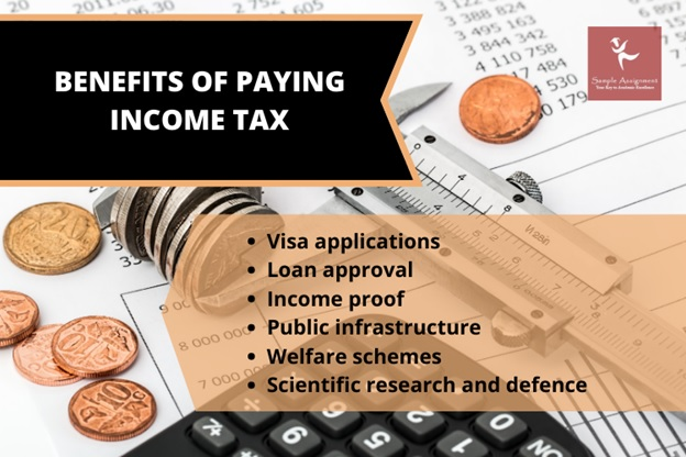 benefits of paying income tax