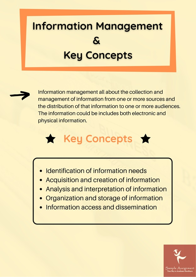 information management assignment help