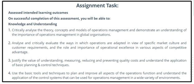 information management task sample