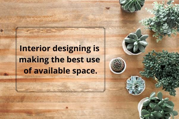 interior designing assignment help