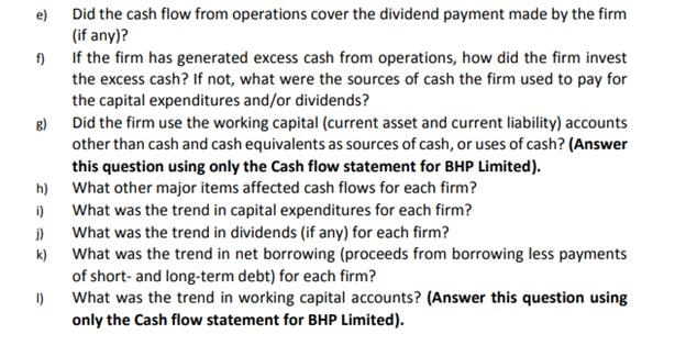 interpretation fund flow statement assignment help