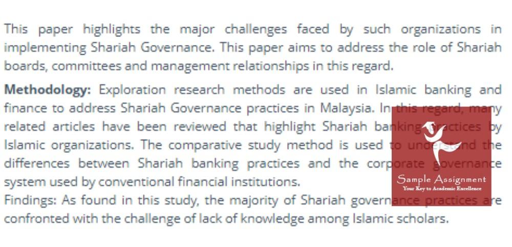 islamic studies assignment help