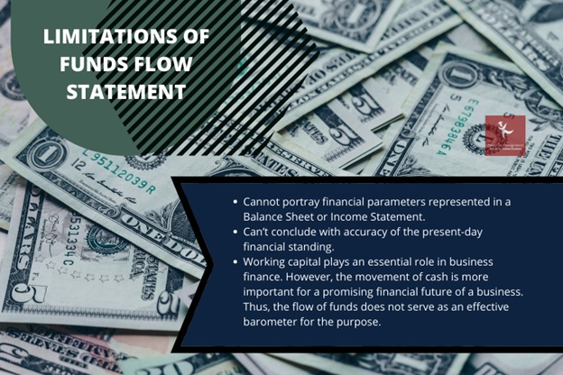 limitations of funds flow statements