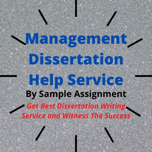 management dissertation help