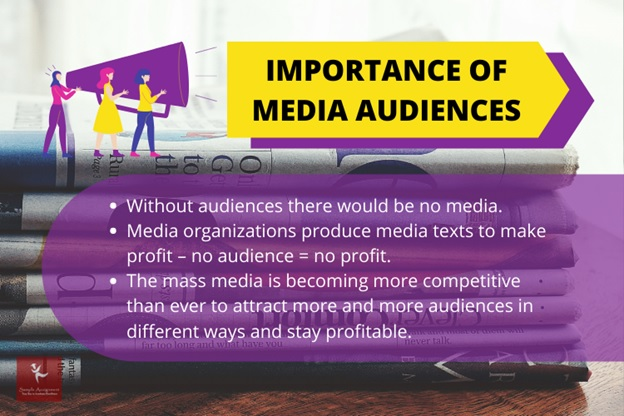 media audiences assignment help