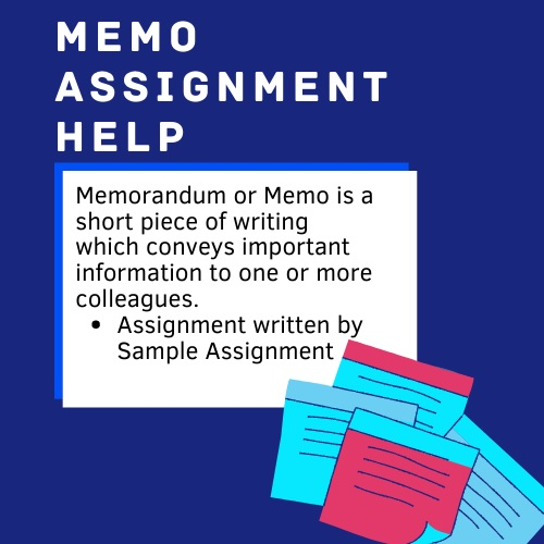 memo assignment help
