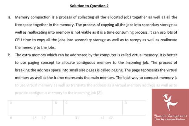 mobile operating systems assignment answer