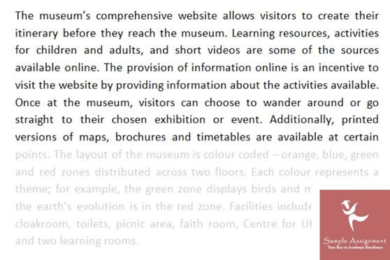 museum curator assignment help experts