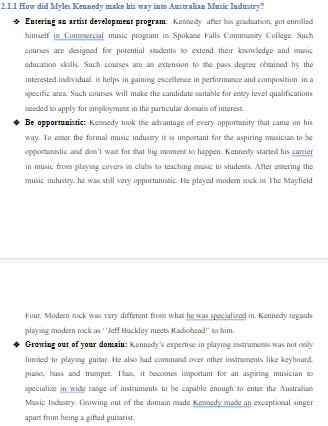 Music Academic Assistance through Online Tutoring