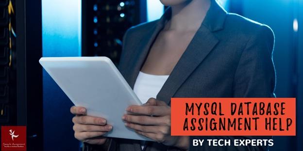 mysql database assignment help