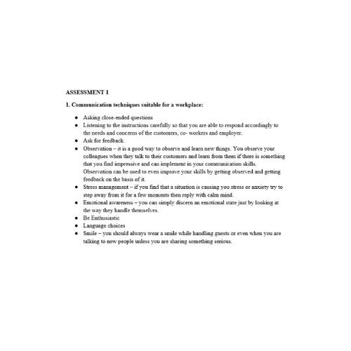 nanotechnology assignment experts