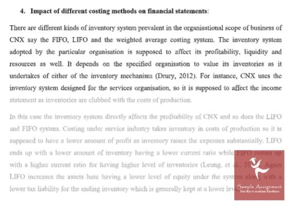 online financial services essay