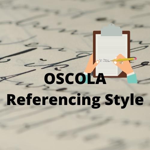 oscola referencing generator