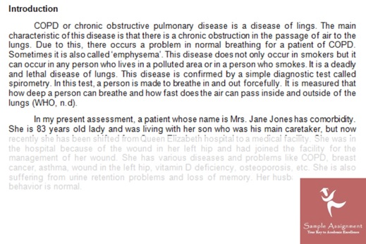 osteoporosis nursing assignment experts