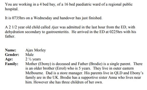 paediatrics assignment help