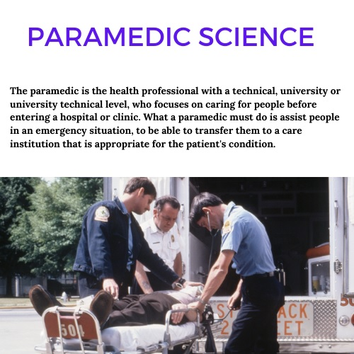 paramedic science assignment help