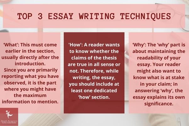 pedagogy essay writing