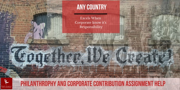 philanthropy and corporate contributions