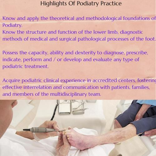 podiatry practice assignment help