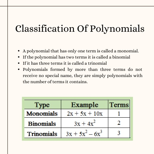 polynomial assignment help