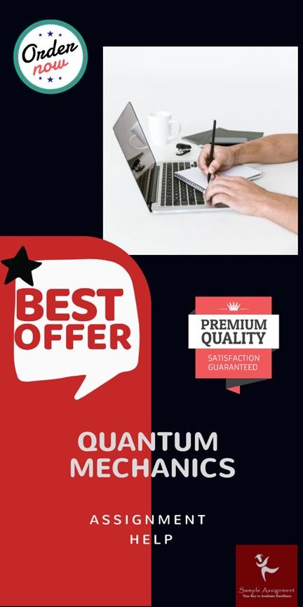 quantum mechanics and applications