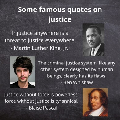 quotes on justice
