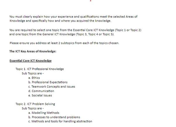 rpl report writing assessment