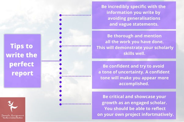 report writing tips