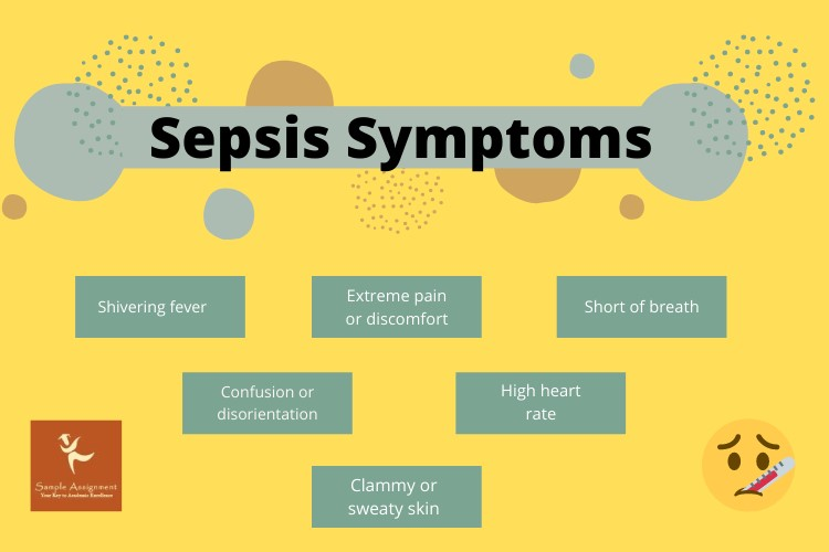 sepsis nursing assignment solution